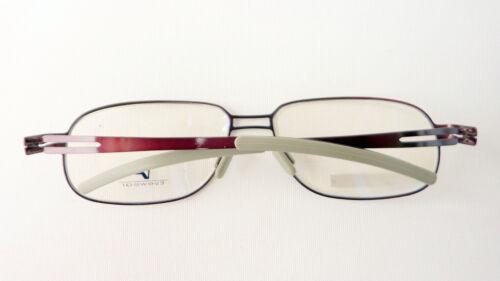 Brillenfassungen Sonnenbrillen & Zubehör M Michel Henau Sportliche Brille Hornoptik Herrenbrille Damengestell 55-16 Gr