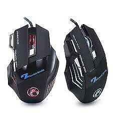 Gaming, GAMER X7, X7D GAMING MOUSE