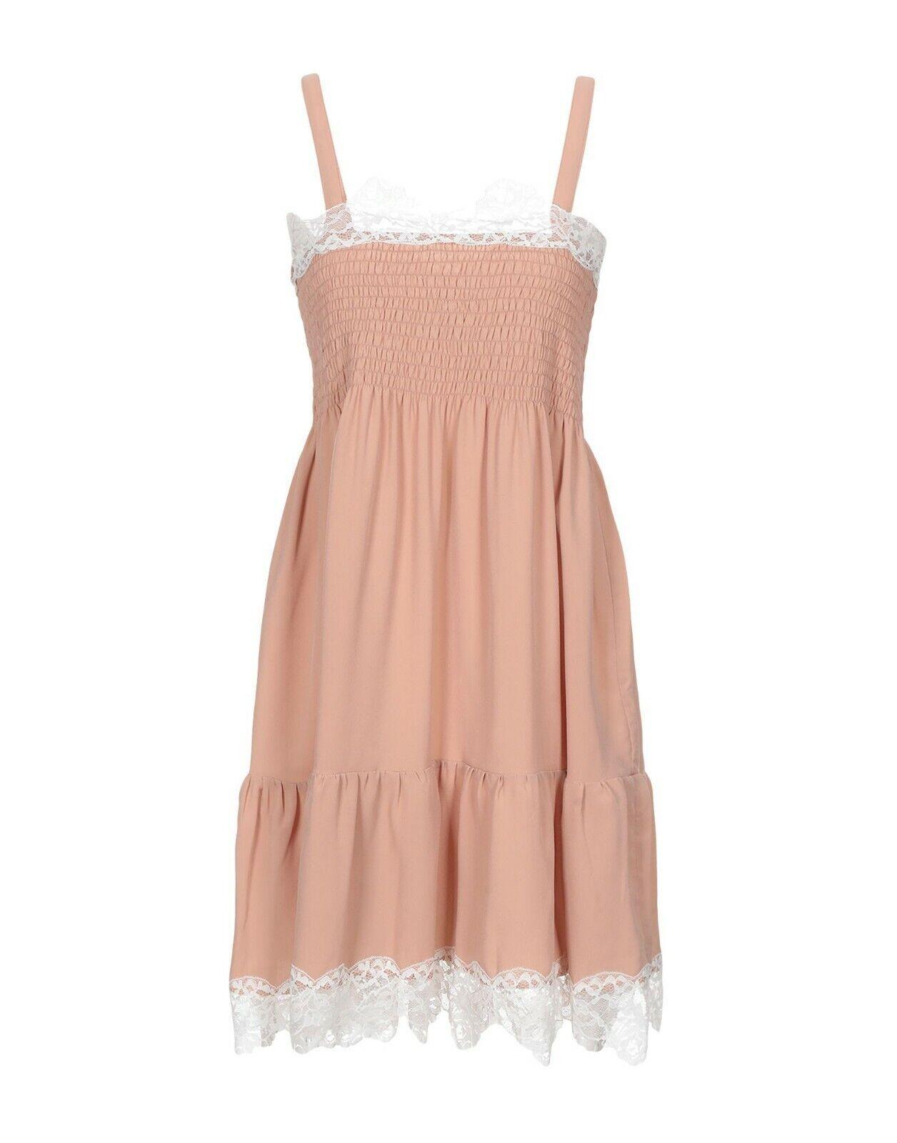 Vestito Miniabito women Abito TOY G by PINKO Made in  I579 Tg 42