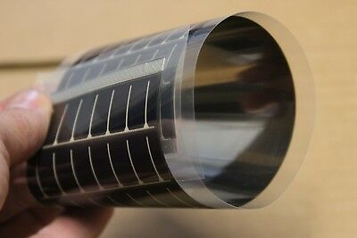 Capace Neuf : 1x Module Panneau Solaire Flexible 7v / 100ma - Powerfilm Solar Rc7.2-75 Rendere Le Cose Convenienti Per Le Persone