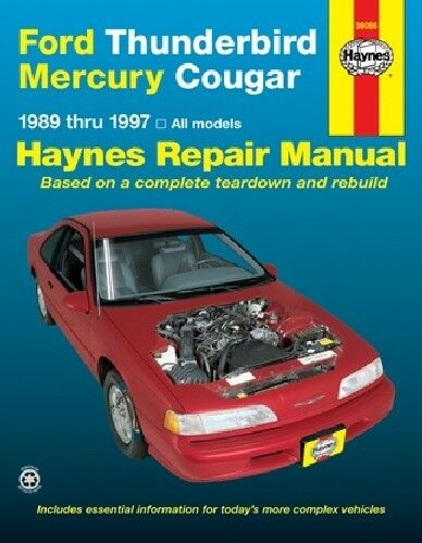 Repair Manual-LS Haynes 36086
