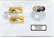 2003 Postdam Jahrestag Erster Deutshcer Bemannter Raumflug Deutschland SPACE