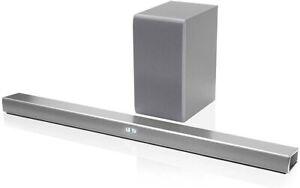 LG SH5 2.1 320W Soundbar Wireless Subwoofer Bluetooth USB 3D