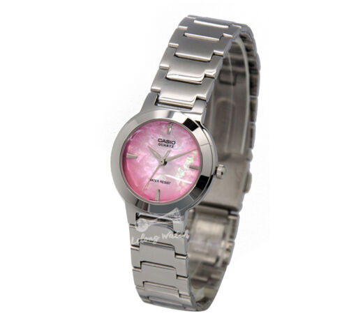 1 of 1 - -Casio LTP1191A-4C Ladies' Metal Fashion Watch Brand New & 100% Authentic