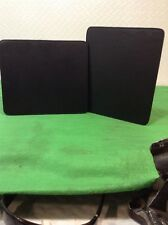 Black Retro (Two )( 2)Classic Vintage Mouse Pad PC Laptop Mice Mat