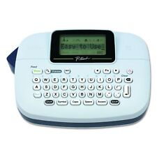 Brother P Touch Ptm95 Handy Label Maker 9 Type Styles 8 Deco Mode Pattern