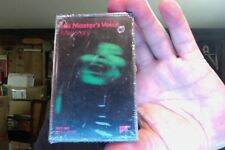 His Master's Voice- Missionary- new/sealed cassette tape- rare?