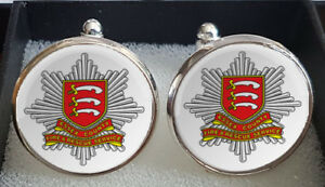 Essex County Fire and Rescue Service Cufflinks - A Great Gift
