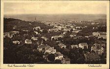 Bad Freienwalde Oder alte Ansichtskarte ~1910 Totalansicht Blick über die Stadt