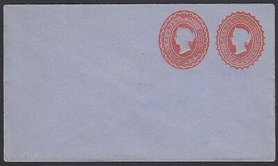 Umschlag Ptpo Kb9,2 Briefmarke Systematisch Tasmanien 1892 Postfrisch üBerlegene Materialien