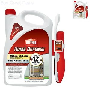 Details About Ortho Home Defense Insect Fly Ant Spray Killer Outdoor Perimeter 1 Gallon New