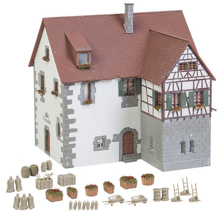 Faller HO 130189 Burgmühle  NEU in OVP   | Geeignet für Farbe