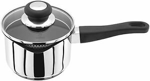Judge-Vista-16cm-1-5litre-ACERO-INOXIDABLE-Y-STICK-saucepan-DRENAJE-TAPA