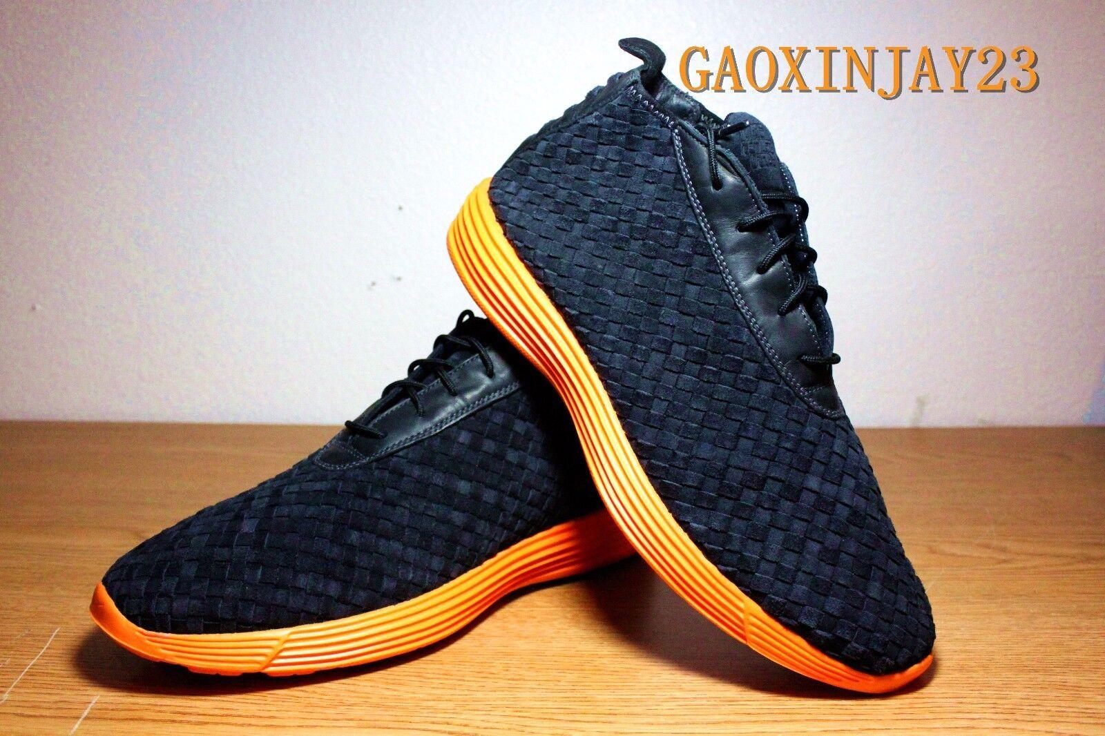 2010 Nike Nike Lunar Woven Chukka  Holland  Neatherlands Sample Rare PE  Sz 11