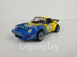 Slot-SCX-Scalextric-Altaya-Porsche-Carrera-RS-N-2-XIV-Rally-de-Orense