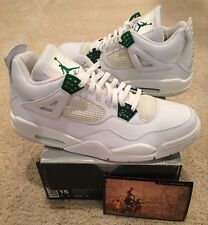 new styles fa644 283ea item 2 Nike Air Jordan Retro 4 IV White Chrome Classic Green Size 15 New DS  2004 -Nike Air Jordan Retro 4 IV White Chrome Classic Green Size 15 New DS  2004