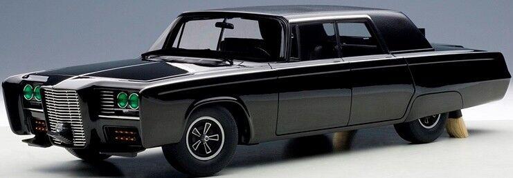 AUTOART 71546 1/18 Black Beauty-Green Hornet TV Series 1966-1967 1966-1967 1966-1967 Neuf   Des Matériaux Supérieurs    Matériaux De Qualité    Bradées  034a56