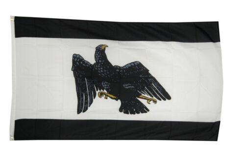 Fahne Preußen Dienstflagge Flagge preußische Hissflagge 90x150cm