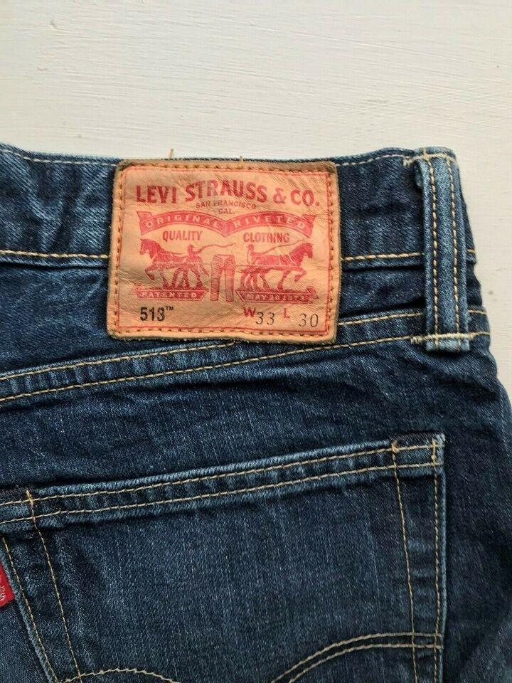 Jeans, Levis, str. 33