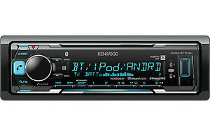 Kenwood-KMM-BT318U-Digital-Media-Receiver-BRAND-NEW