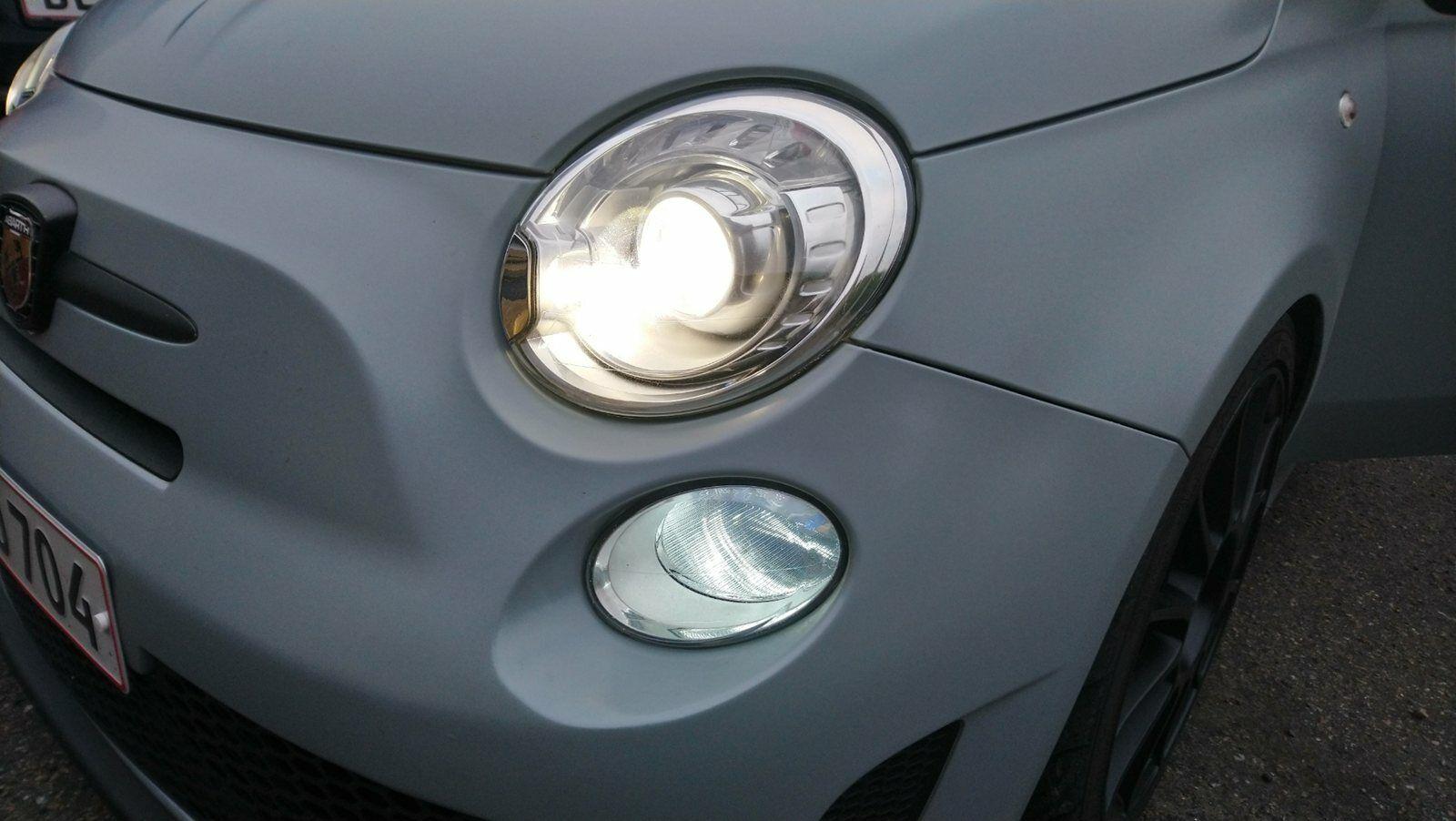 Fiat 500 1,4 T-Jet Abarth Esseesse 3d