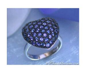 Luxury-Women-Amethyst-925-Silver-Heart-Rings-Wedding-Love-Fine-Jewelry-Size-6-10