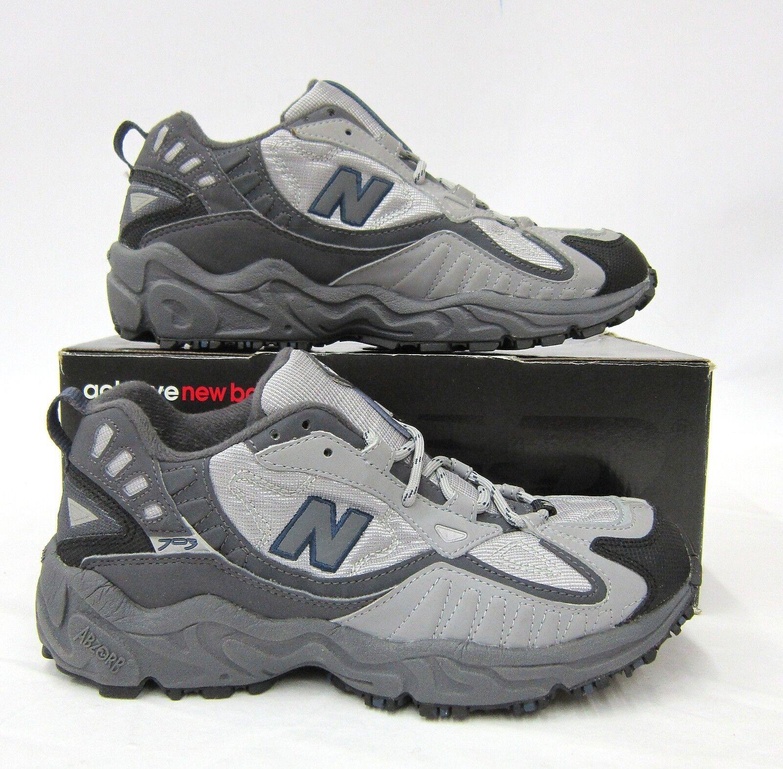 New Balance Laufschuhe Grau / Silber #5002
