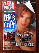 b)Télé Poche 19/06/1995; Véronique Genest/ Rugby/ Michael Jackson/ Rob Lowe