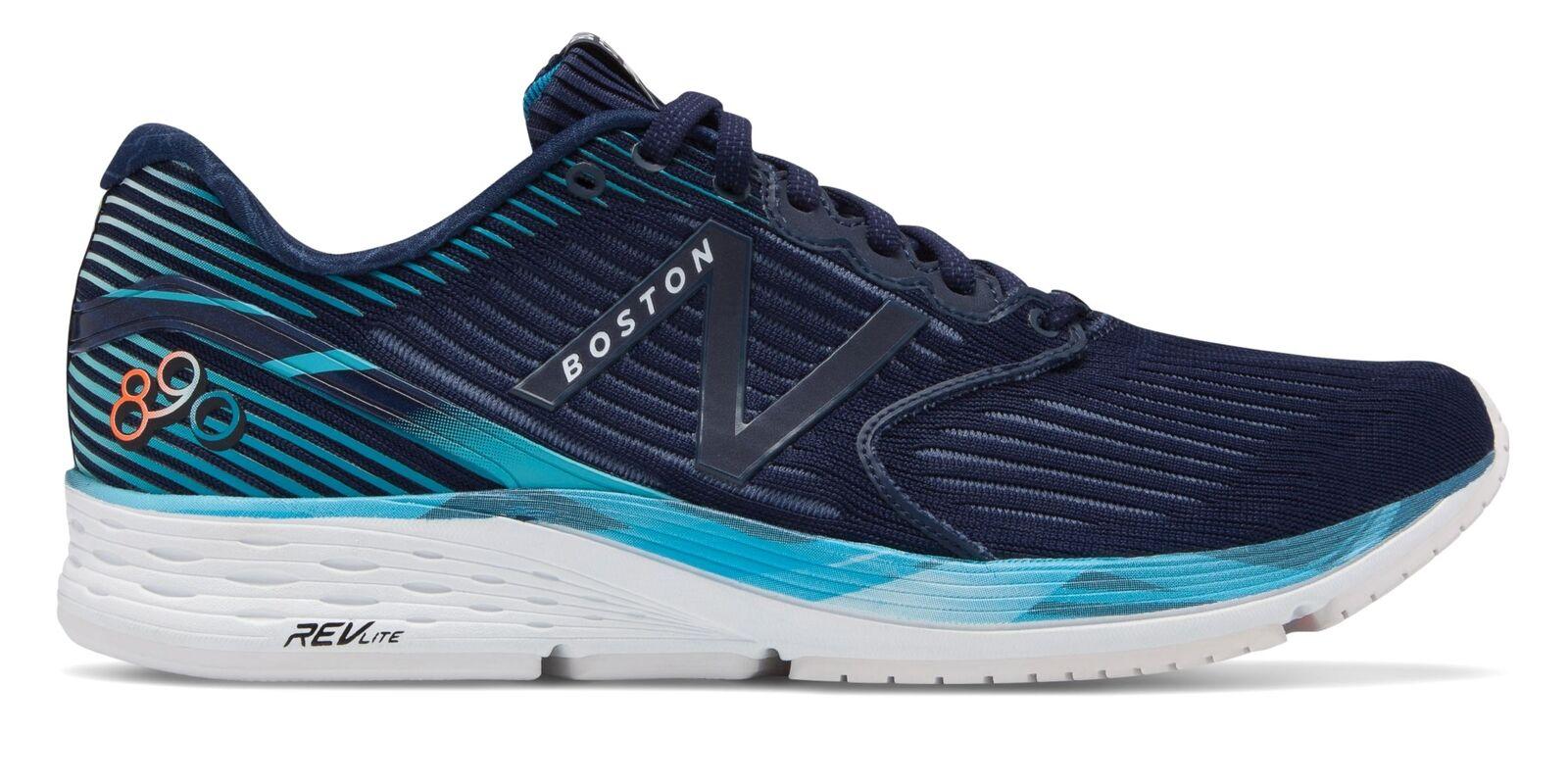 New Balance De Mujer Zapatos 890v6 BOSTON azul azul azul marino con Navy eff6ed