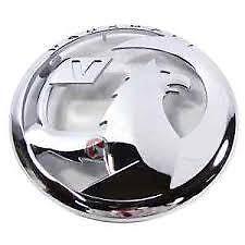 Genuine VAUXHALL ASTRA J (2009 -) anteriore superiore griglia Badge NUOVO 13264461