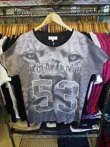 1-tee-shirt-t-shirt-homme-ELEVEN-PARIS-AMAZONIA-taille-M-NEUF