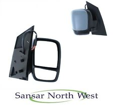 Mazda 6 Paintable O//S RIGHT 2007/>2013 Drivers Side Electric Door Mirror