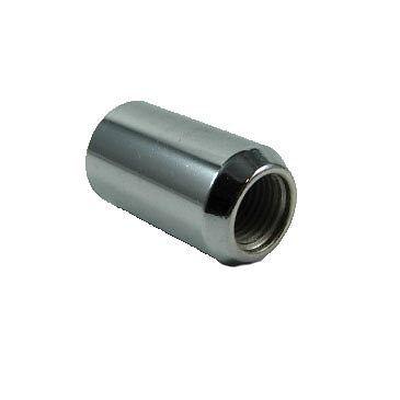 20 Pc Set Tuner Lug Nuts 12x1.5 Chrome Chrysler Buick Cadillac