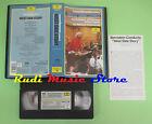 VHS Leonard Bernstein WEST SIDE STORY Jose Carreras Ollmann (CL2) no cd dvd lp