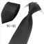 Classic-Red-Black-Blue-Mens-Tie-Paisley-Stripe-Silk-Necktie-Set-Wedding-Jacquard thumbnail 45