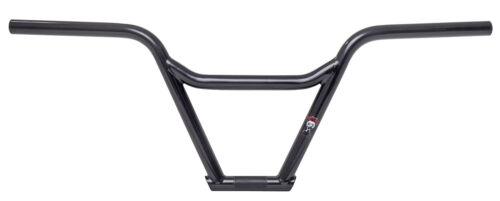 "BONE DETH DEADMAN V2 Guidon 8.5/"" Vélo BMX HOFFMAN SHADOW HARO SUBROSA Noir"