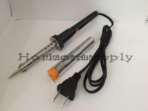 20G Solder Tube New 30W Electric Welding IRON SOLDERING GUN  110v-120v w