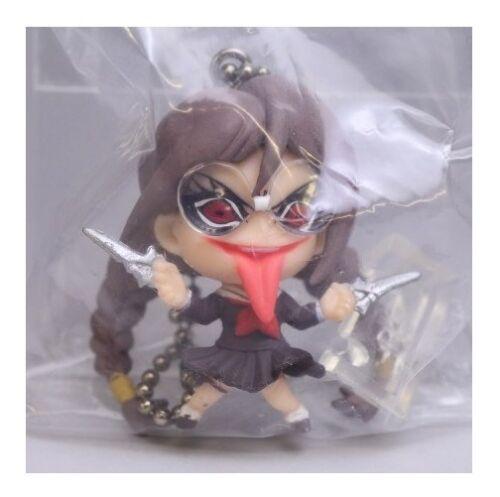 Monokuma Ogami Ishida Jill Dangan Ronpa Key Chain Figure