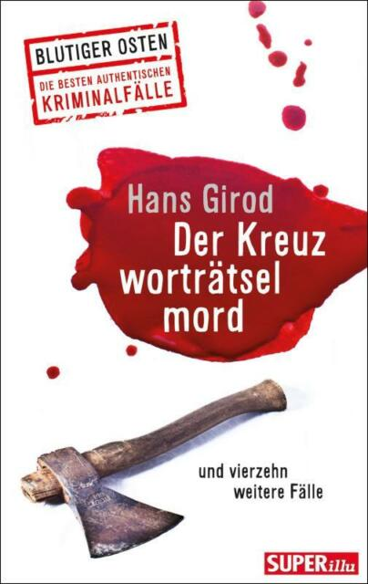 Der Kreuzworträtselmord und dreizehn weitere Fälle von Hans Girod (2012)  #p42