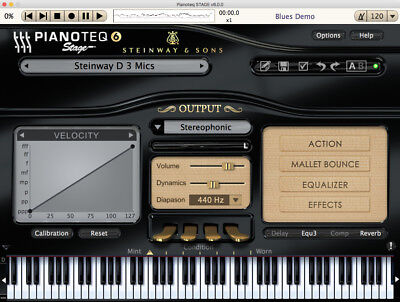 NEW Pianoteq 6 Stage Virtual Piano Sampler PC/MAC 825810001845 | eBay