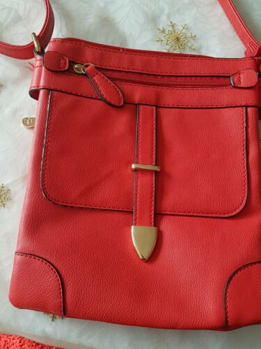 piccola Cross Ladies moda tracolla The Body borsa Red raqPx5q0Xn