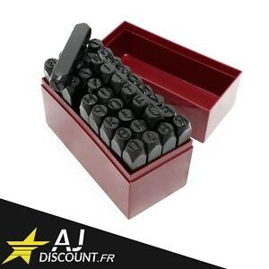 Jeu-de-frappe-36-poincons-Chiffres-et-Lettres-a-frapper-10mm