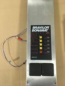 gt-gt-gt-BONAMAT-B5-001-Kaffee-Teebruehanlage-BJ-vor-2000-Bedienblende-komplett