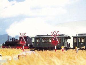 """Busch HO 5966 Bahnübergang /""""Schweiz/"""" #NEU in OVP#"""
