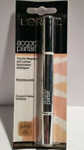 Correcteur-Anti-Cernes-Accord-Parfait-La-Touche-Magique-6-9-D-Miel-Dore-L-039-Oreal