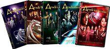 Andromeda The Complete Series - Seasons 1 2 3 4 5, Gene Roddenberry [DVD Set]