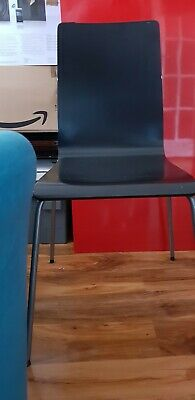 Sensational 4 X Ikea Martin Chair Available In Black Ebay Alphanode Cool Chair Designs And Ideas Alphanodeonline
