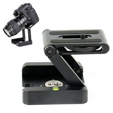 Camera Flex Tripod Z Pan Tilt Bracket Head Solution Photography Studio Stand