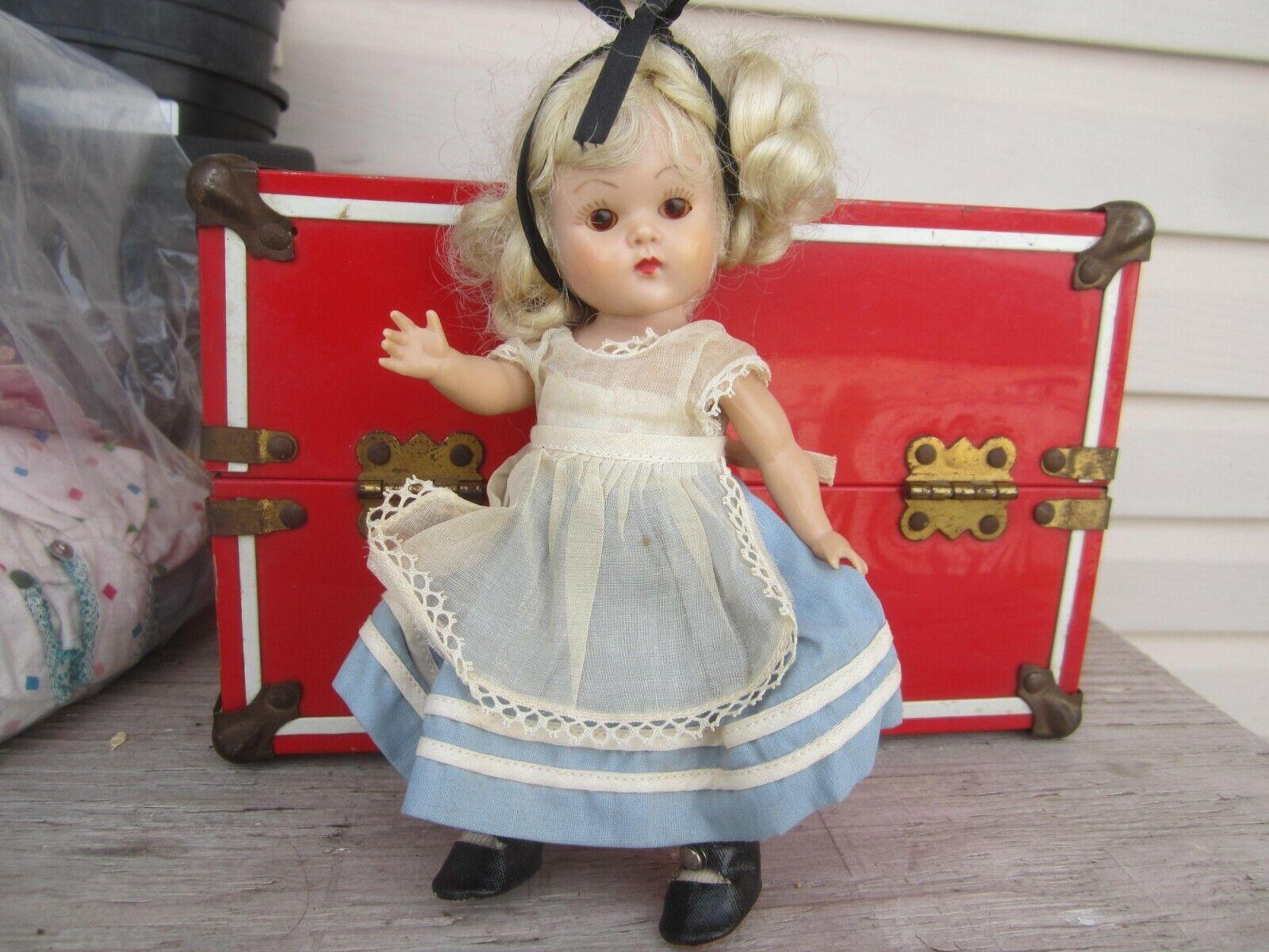Very rare vintage 1950s ginny doll