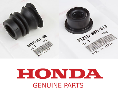 Genuine OEM Honda Civic Acura Integra M//T Shift Linkage Dust Boot 24316-PS1-000